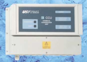 CCU Chemical Changeover Controller